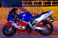 Honda CBR 600F 2000 Fairing Decal Set Left and Right Sides - GraphicsPlus123.com