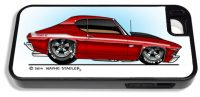 Candy Red Yenko SC by Wayne Stadler